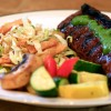 Smoked Paprika Steak & Chimichurri Sauce