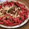 Grilled Chicken with Chipotle-Cilantro Carrots & Feta