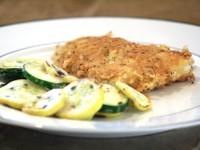 Parmesan-Panko Crusted Tilapia
