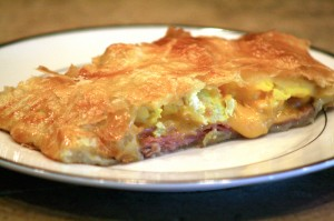 Puff-Pastry-Egg-Dish